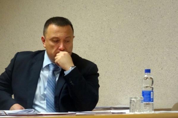 До того как стать мэром, Андрей Клопов работал в МЧС