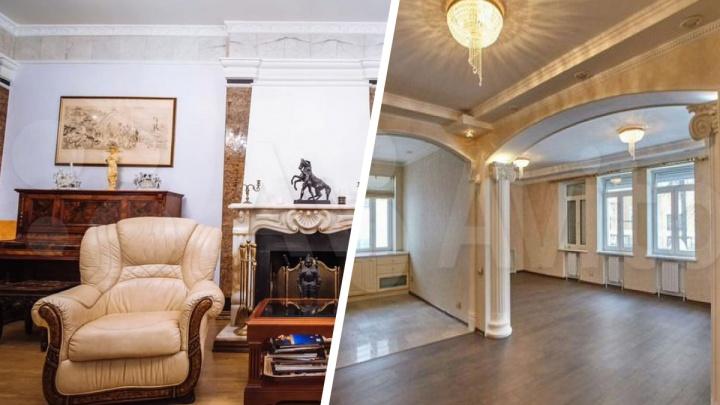 Сауны, камины и 14 комнат: как выглядят внутри 5 самых дорогих квартир в Ярославле