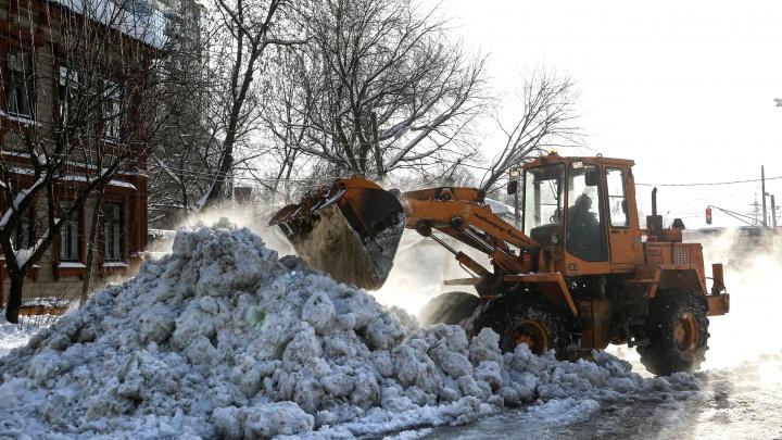 Нижегородские ДУКи привлекут к ответственности из-за плохой уборки снега