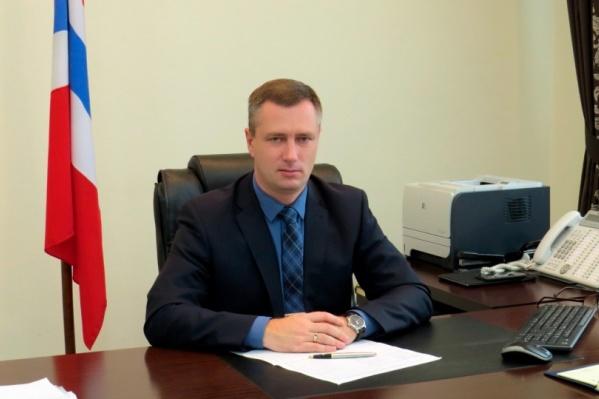 Причина отставки Владимира Тараненко не называется