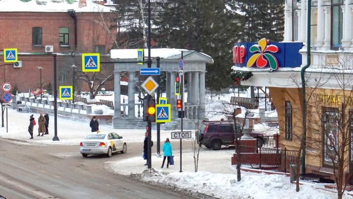 Эксперты назвали потепление в Красноярске аномальным