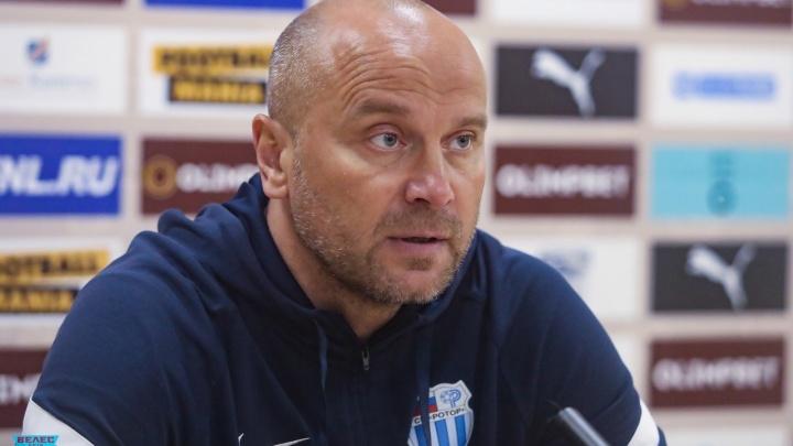 Экс-тренер «Кубани» Дмитрий Хохлов подал в суд на «Фейсбук», потому что он блокирует его фамилию