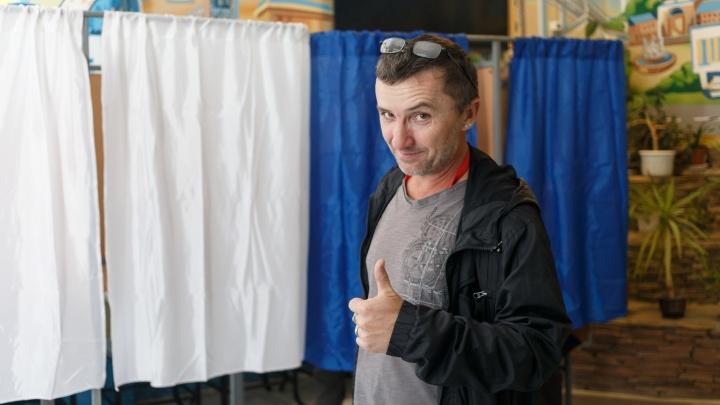 Волгоград голосующий: фоторепортаж с избирательных участков