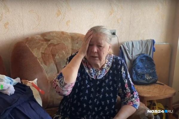 Фаина Ивановна всю ночь не спала, ждала, что внучка вернется