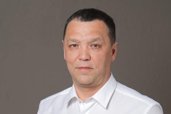 Возможно, мы скоро увидим Динара Загитовича в кресле депутата Госдумы
