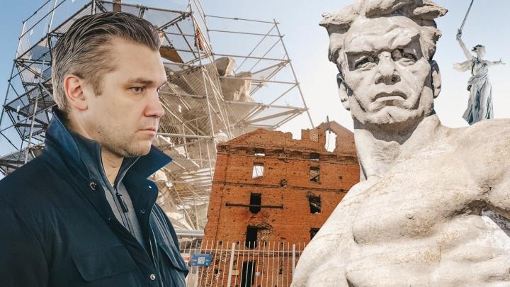 Минкульт РФ решил, что делать с Мамаевым курганом и разрушенной мельницей Грудинина в Волгограде
