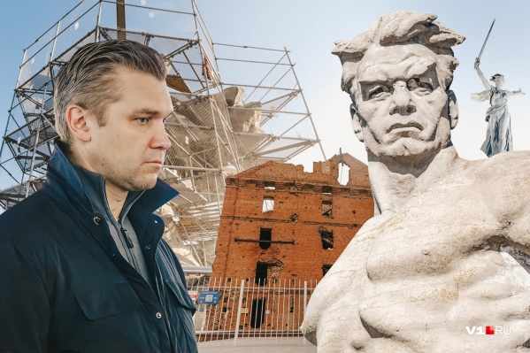 Сергей Обрывалин заявил, что в Волгограде предстоит громадная работа с памятниками