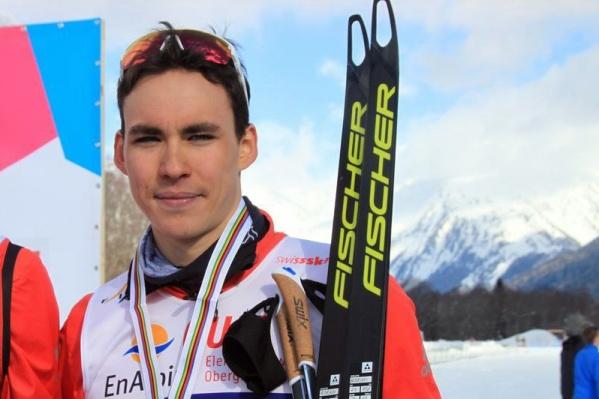Александр Терентьев уже побеждал на чемпионатах мира среди юниоров и молодежи