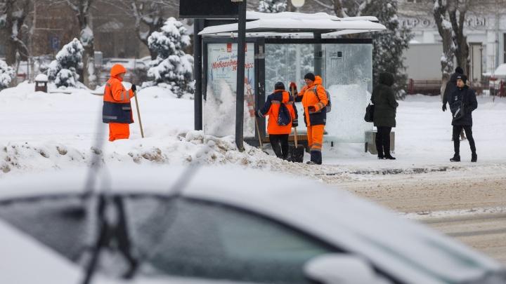 Из глубокого минуса в резкий плюс: Волгоград в пятницу ждет критически резкое потепление