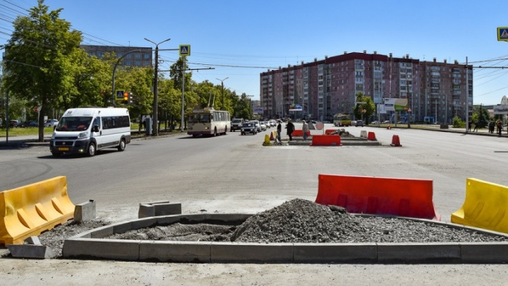 Ремонт Комсомольского проспекта поставят на паузу, чтобы согласовать его с независимым экспертом