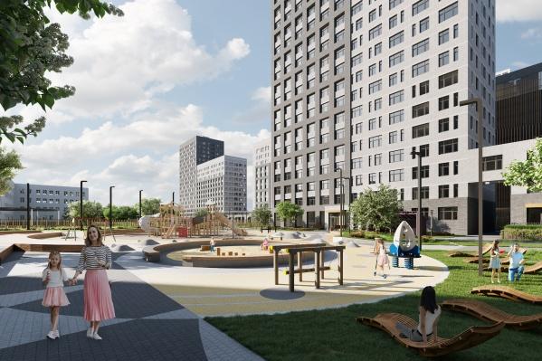 Будущим новоселам открываются большие возможности выбора жилья