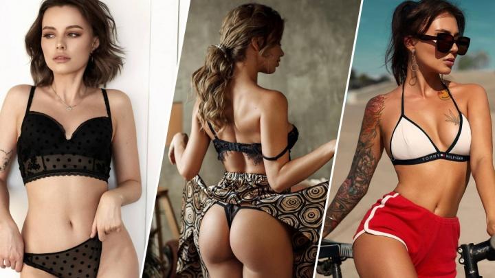 Лучшие девушки недели из Instagram Уфы: сексапильные красотки радуются лету