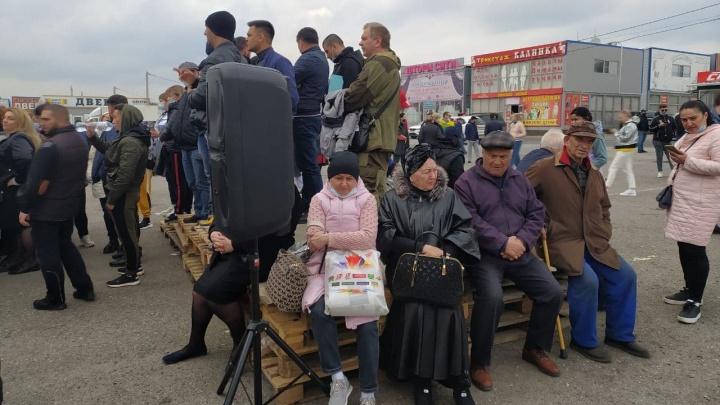 Прокуратура объяснила проверку на рынках Аксайского района— на третий день простоя магазинов
