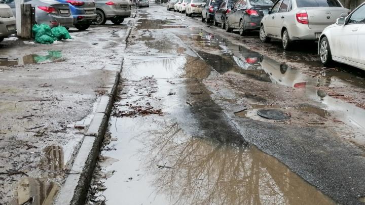 Донские власти ошиблись в расчетах, и 400 миллионов рублей на ремонт дорог зависли в воздухе