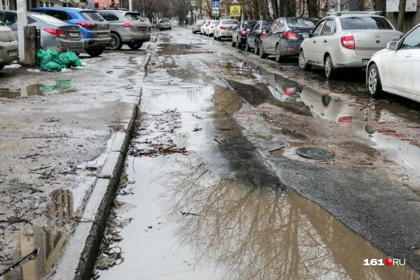 Направить их на ремонт дорог власти теперь не могут