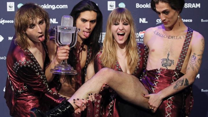 Победитель «Евровидения» пообещал пройти тест на наркотики. Посмотрите, как он выступал