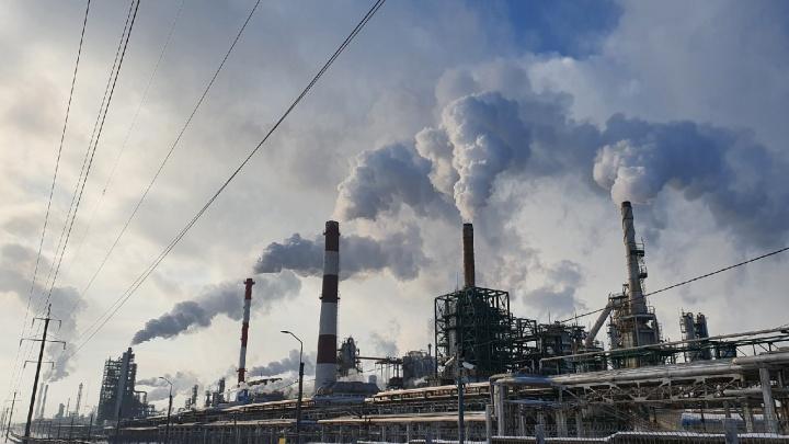 На ярославском нефтеперерабатывающем заводе произошел пожар