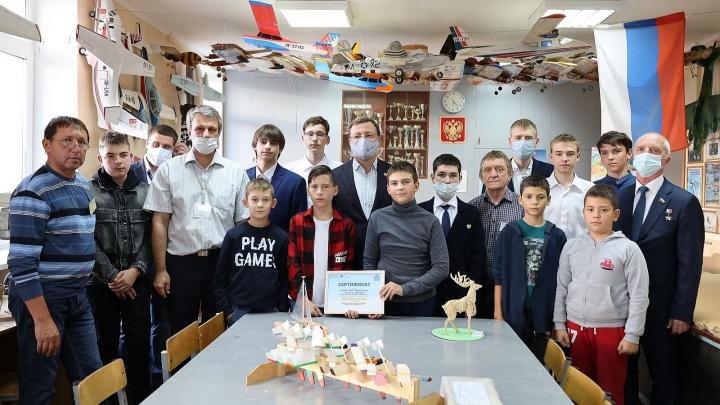 Отличились в 3D-моделировании: школьники из Кинель-Черкасс выиграли престижный конкурс
