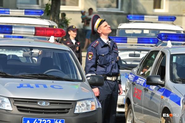 В Свердловской области с начала года было открыто больше 500 вакансий для полицейских