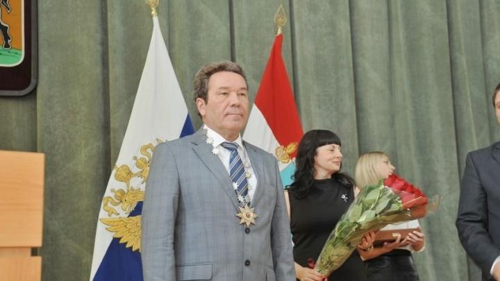 Мэр Сызрани решил уйти в отставку