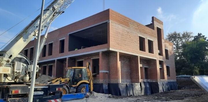 Самарские чиновники рассказали, когда достроят здание детского сада на Подшипниковой