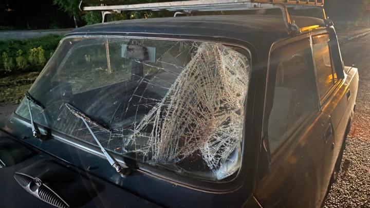 В Тюмени на Доме Обороны водитель на «семерке» насмерть сбил пешехода