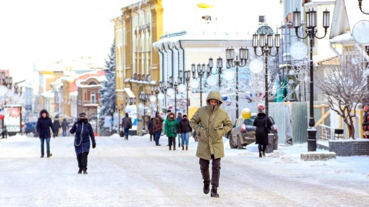 Аномальный холод: метеорологи рассказали, какая погода ждет нижегородцев в выходные и праздники