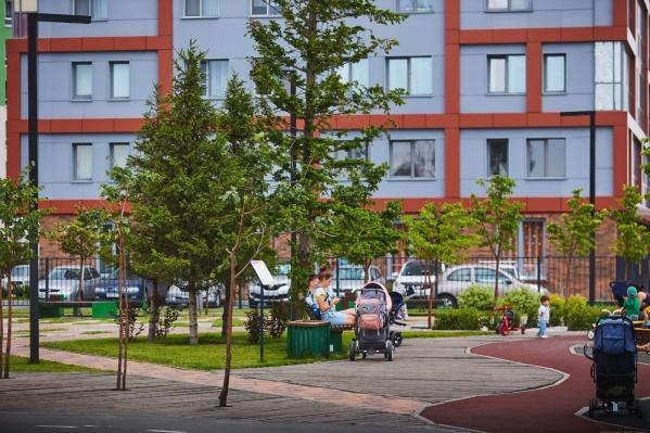 В голосовании «Народной премии НГС» «Ясный берег» вошел в топ-10 лучших жилых комплексов