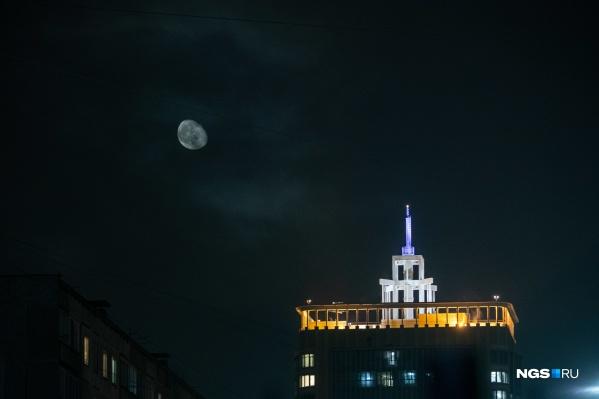 Восход Луны будет впечатляющим