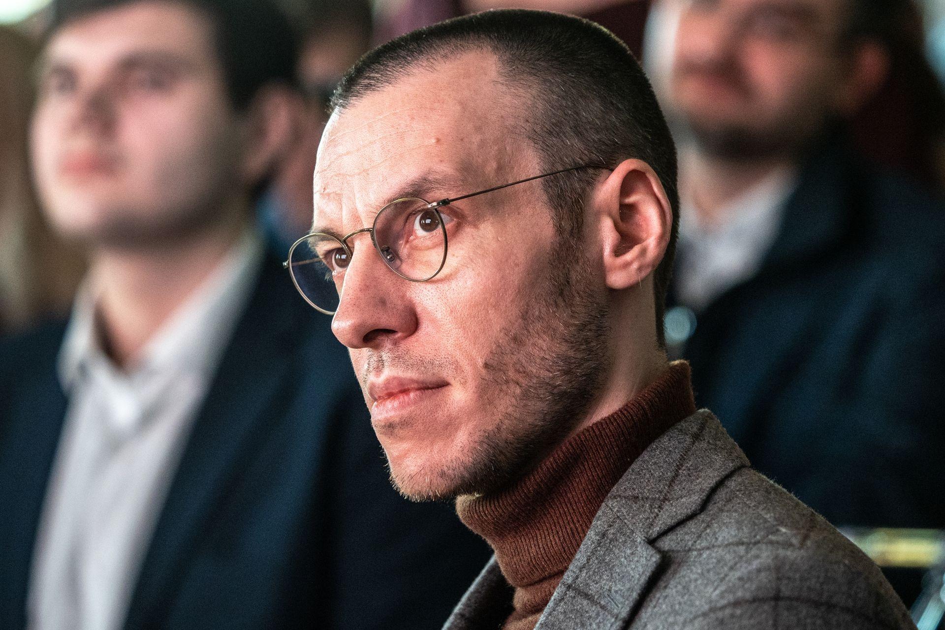 Специалист по кибербезопасности Андрей Сембаев