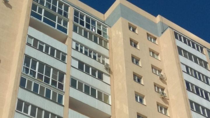 В 17-этажном доме в Волгаре взорвался газовый баллон