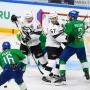 «Трактор» проиграл ХК «Салават Юлаев» во втором матче серии плей-офф Кубка Гагарина