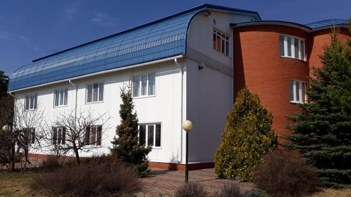 Омская «дочка» «Транснефти» решила продать свой дом отдыха в Чернолучье