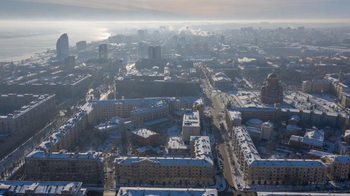 Будем жить в грязи и серости? Смотрим, какая погода ждет Волгоград в конце января