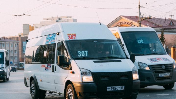 Изменения на двух левобережных маршрутах отложили по просьбам омичей