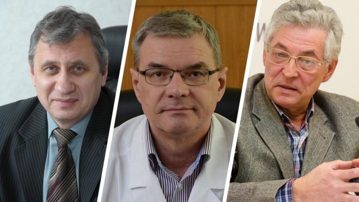 В четыре раза богаче мэра. Смотрим на обеспеченных новосибирских главврачей — какими учреждениями они руководят