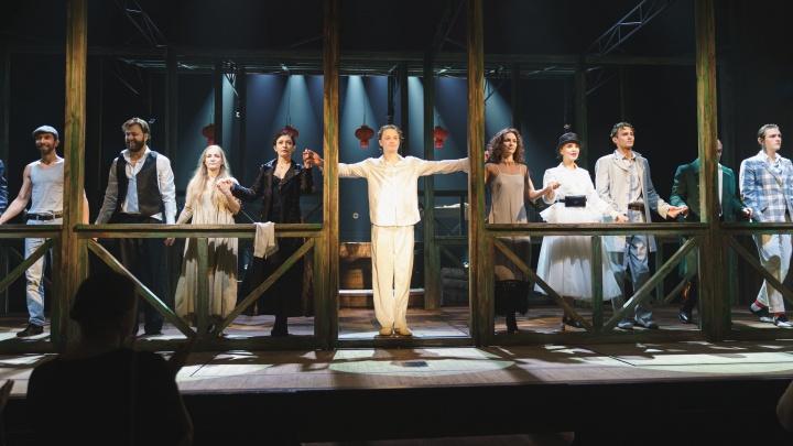 «Быть подлецом и этого не осознавать— страшная особенность русского негодяя»: театр Пушкина представил новый спектакль