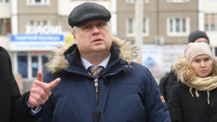 «Причиной стало уголовное дело о мошенничестве»: источник E1.RU сообщил об увольнении главы Кировского района