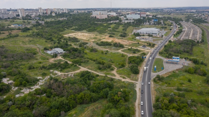В Волгограде рассказали, какие улицы превратят в продолжение моста через Волгу