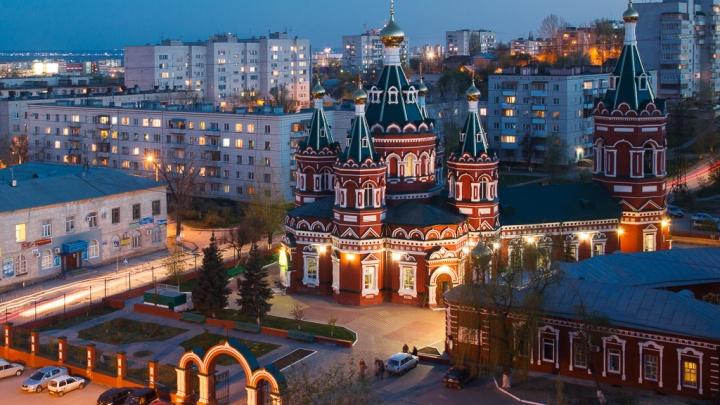В Волгоград 12 июня прибудет ковчег с мощами Александра Невского