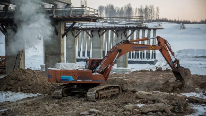 Уволенные сотрудники «Сибмоста» записали обращение к Путину— на видео они просят зарплату за 4месяца