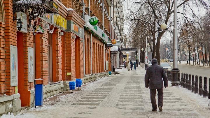 Часть улицы Ленина в Уфе перекроют из-за съемок фильма