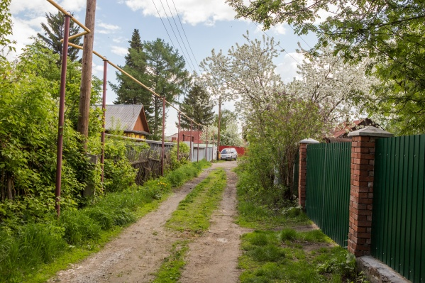 Несчастный случай произошел на территории СНТ под Новосибирском