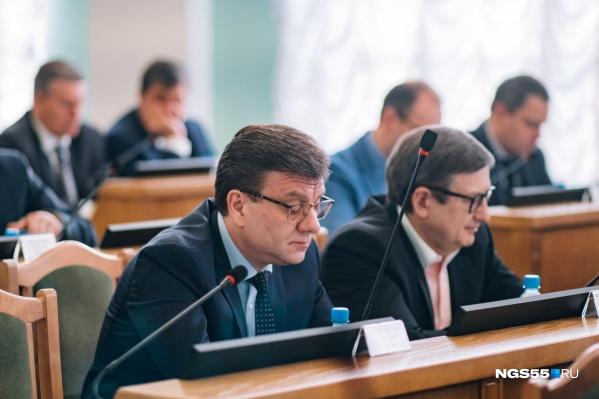 На посту министра Александр Мураховский находится с ноября 2020 года