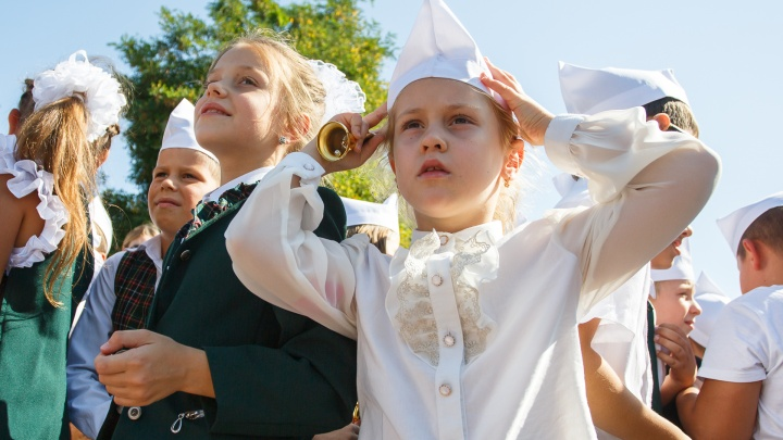 Школы Волгограда объявили о наборе первоклассников. Смотрим, куда можно записать своего ребенка