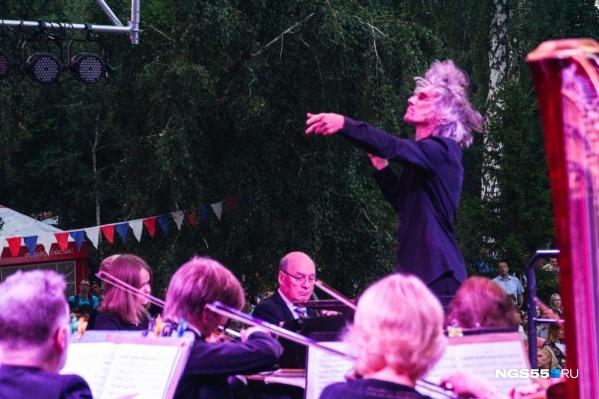 В 2019 году Омский симфонический оркестр сыграл не только известные классические композиции, но и песню немецкой группы Scorpions
