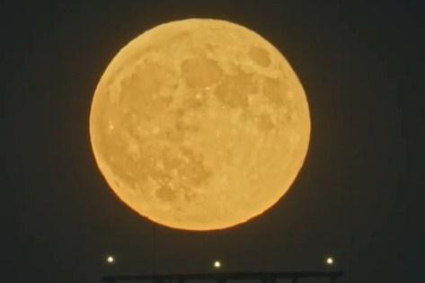 Луна подошла к Земле на самое близкое расстояние в этом году. Кажется, до нее можно дотянуться рукой