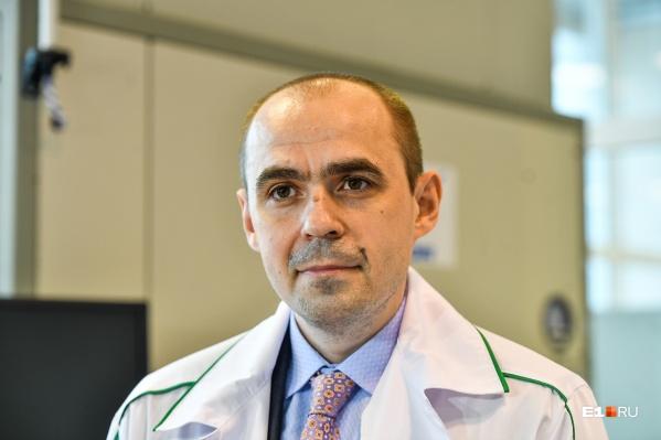 Андрей Мисюра —генеральный директор НПО автоматики с 2016 года