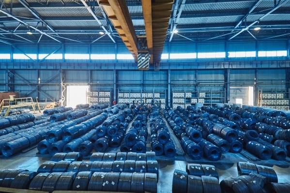 Существенно возросла поставка материалов для машиностроительной и автомобильной отраслей