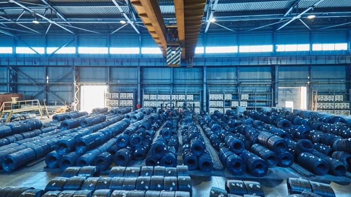 Белорецкий металлургический комбинат нарастил поставки металлических изделий
